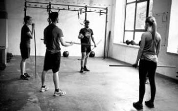 CrossFit Werk Berlin Training